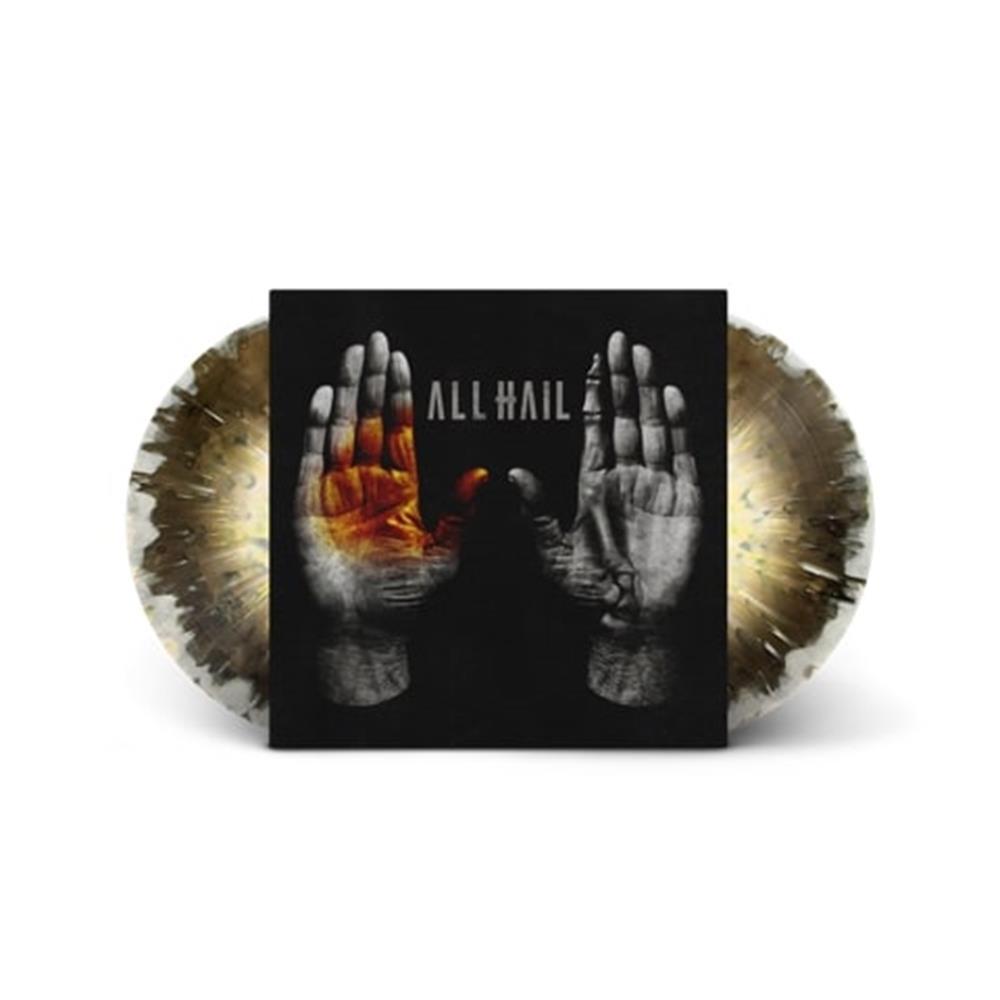 ALL HAIL Almighty LP + DD