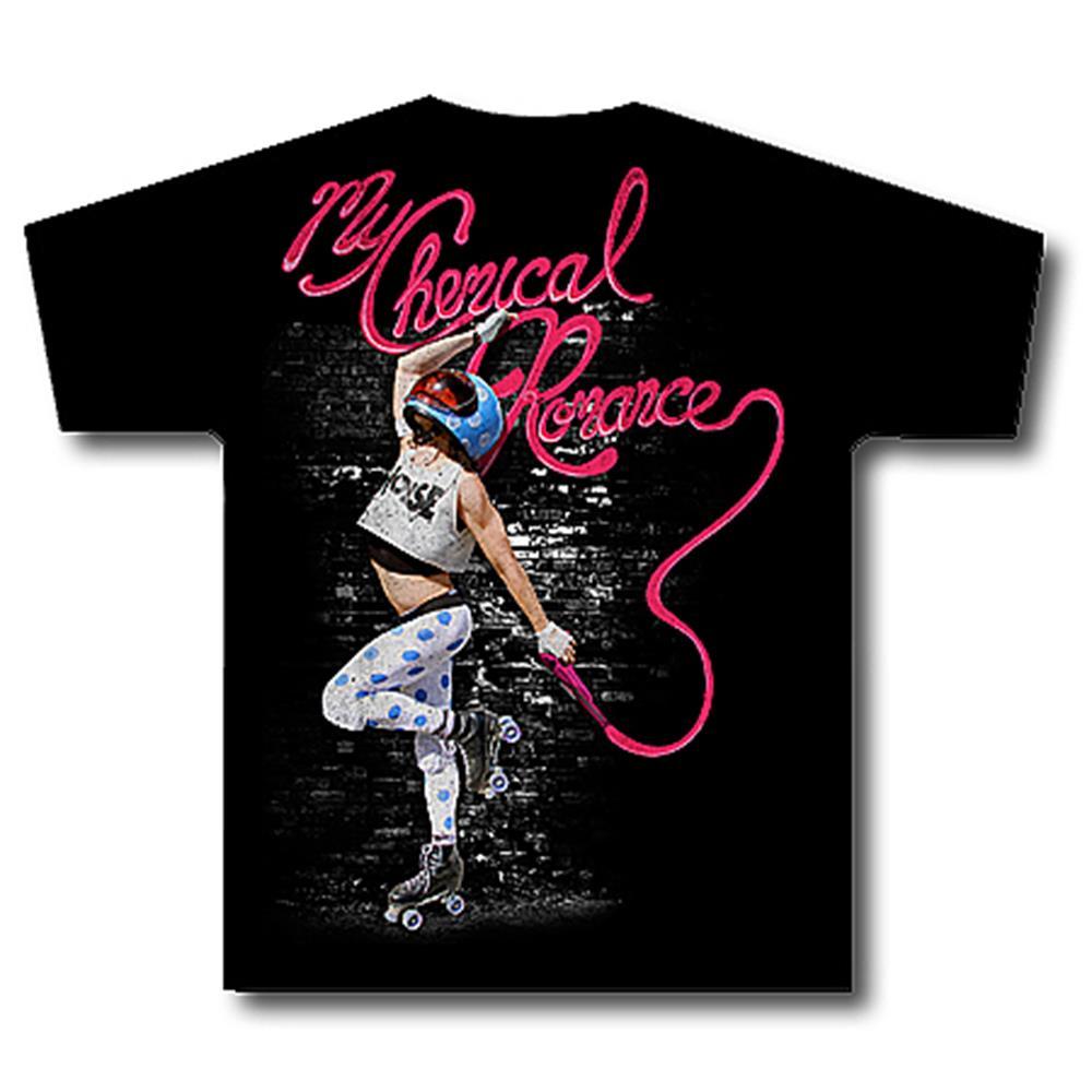 Roller Skater Black