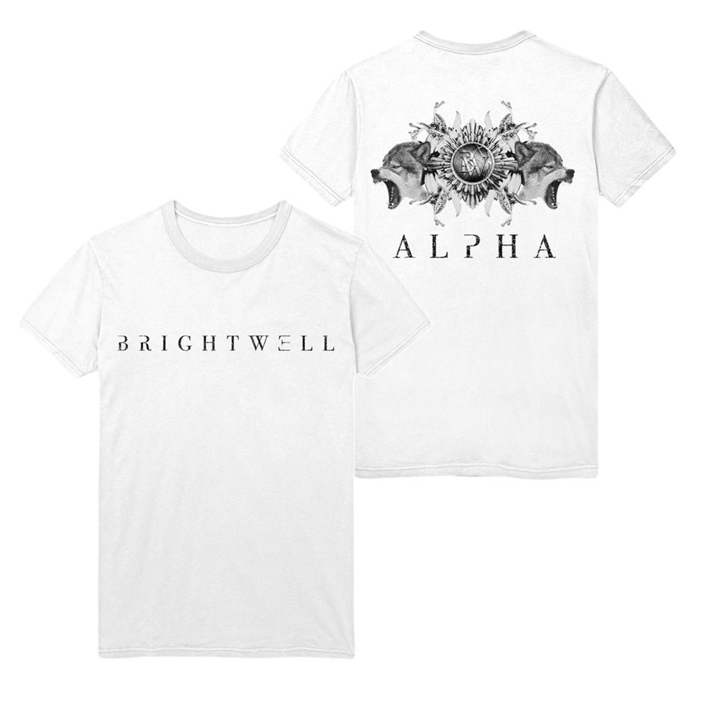 Alpha White T-Shirt *Final Print!*