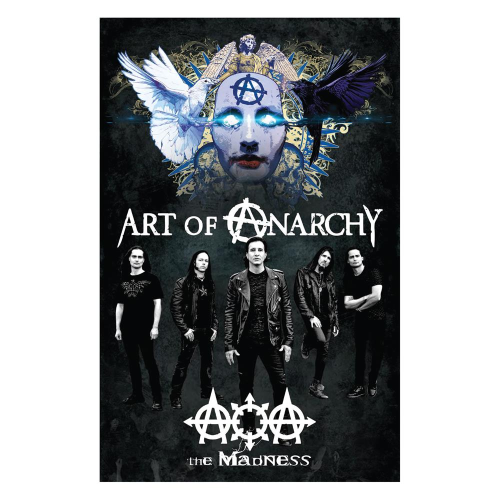 Art Of Anarchy Promo