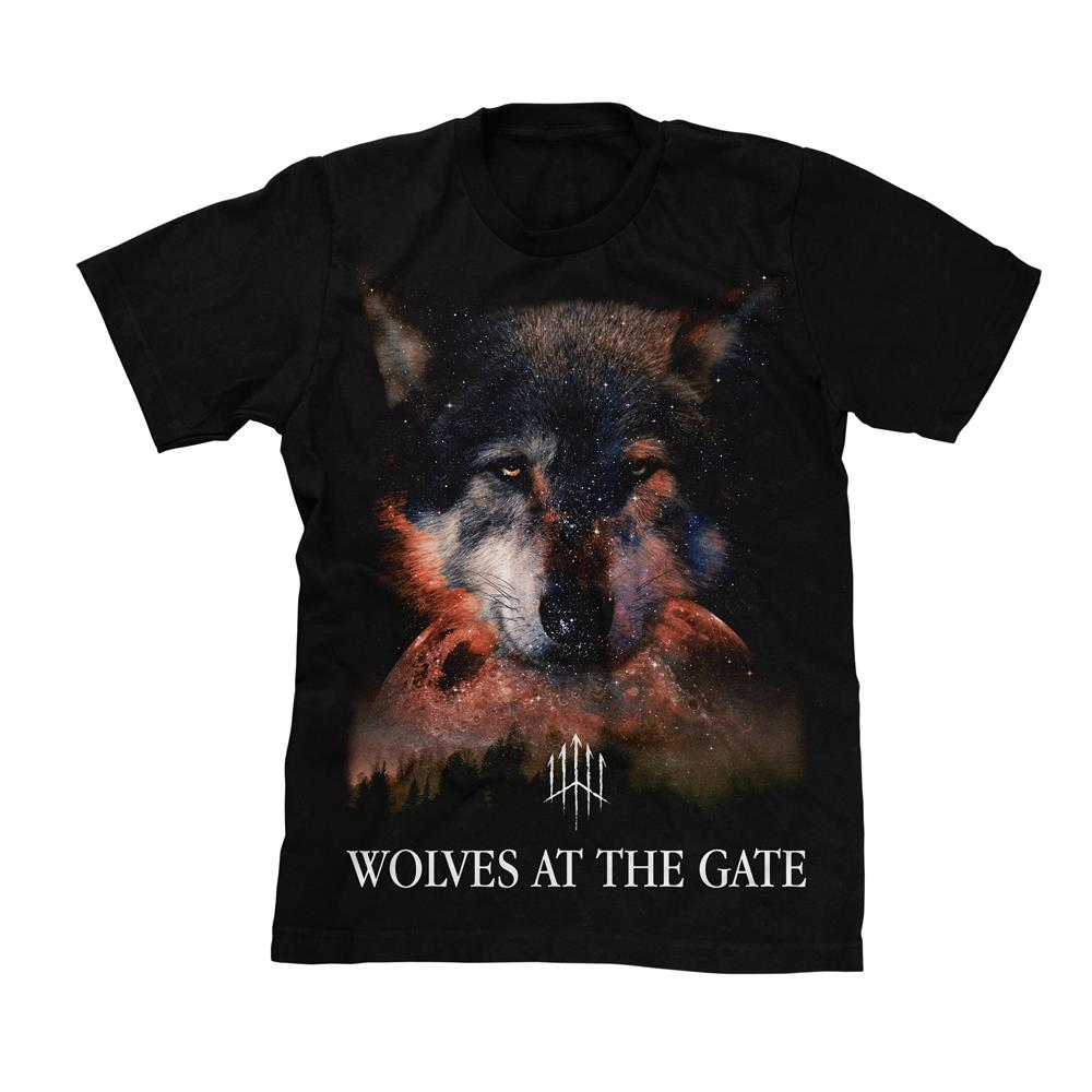 Native Wolf Black