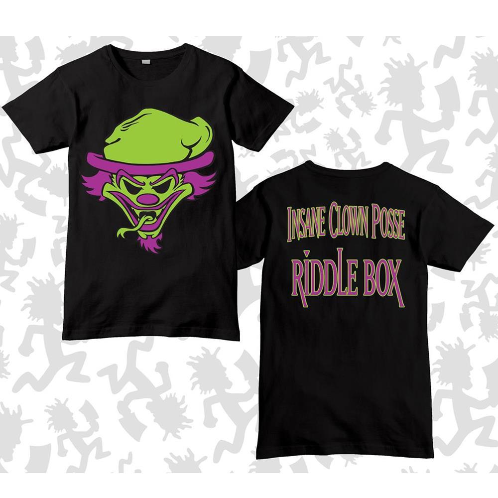 Riddle Box Joker Card Black