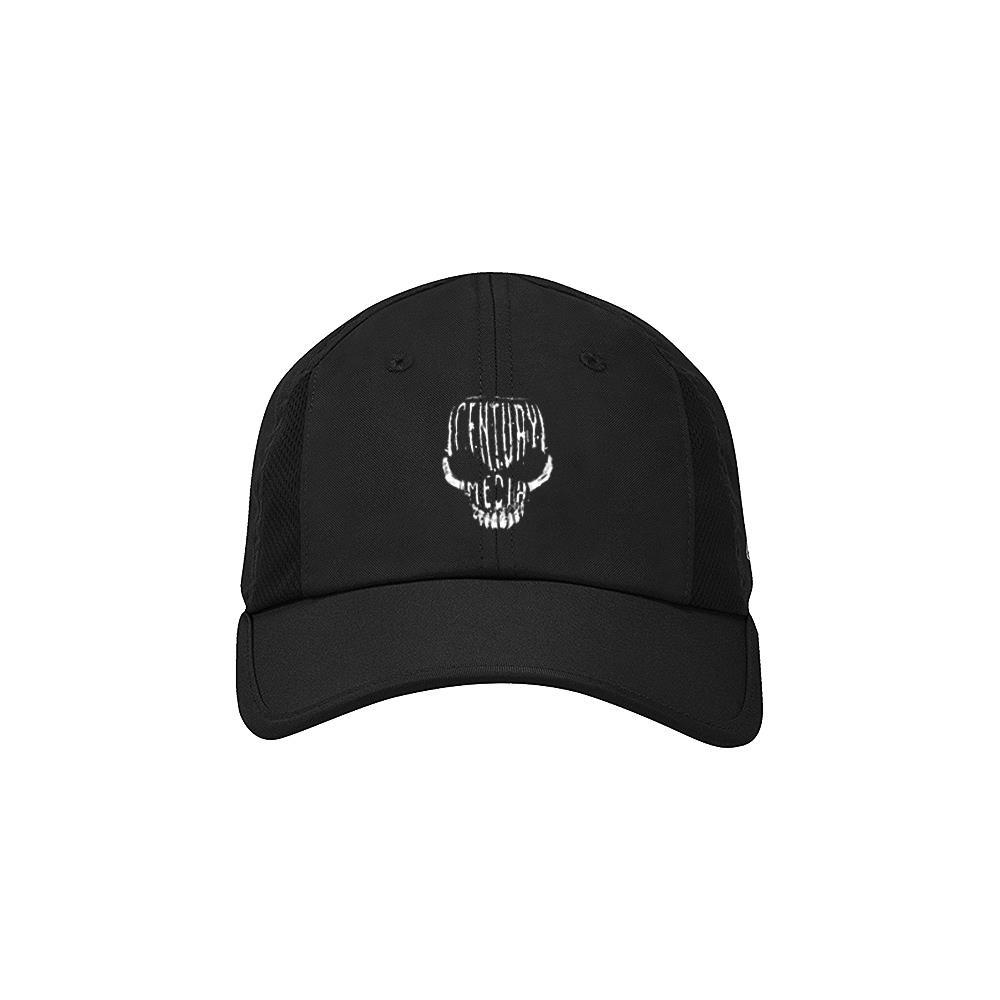 Skull Black Dad Hat
