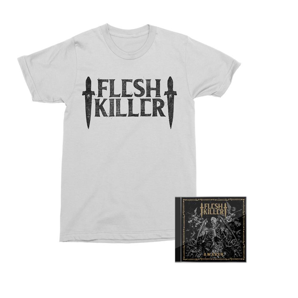 Awaken CD + Logo T-Shirt + Digital Download