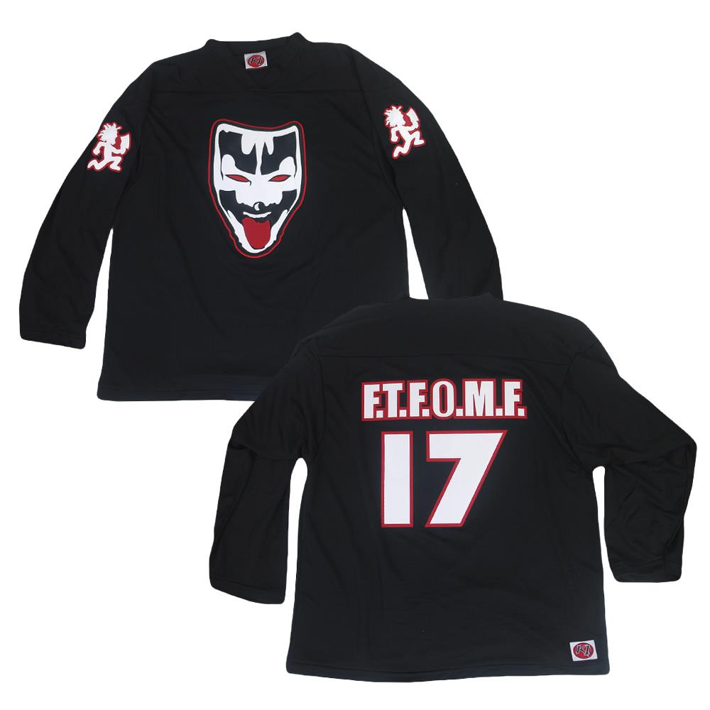 F.T.F.O.M.F. Black Hockey