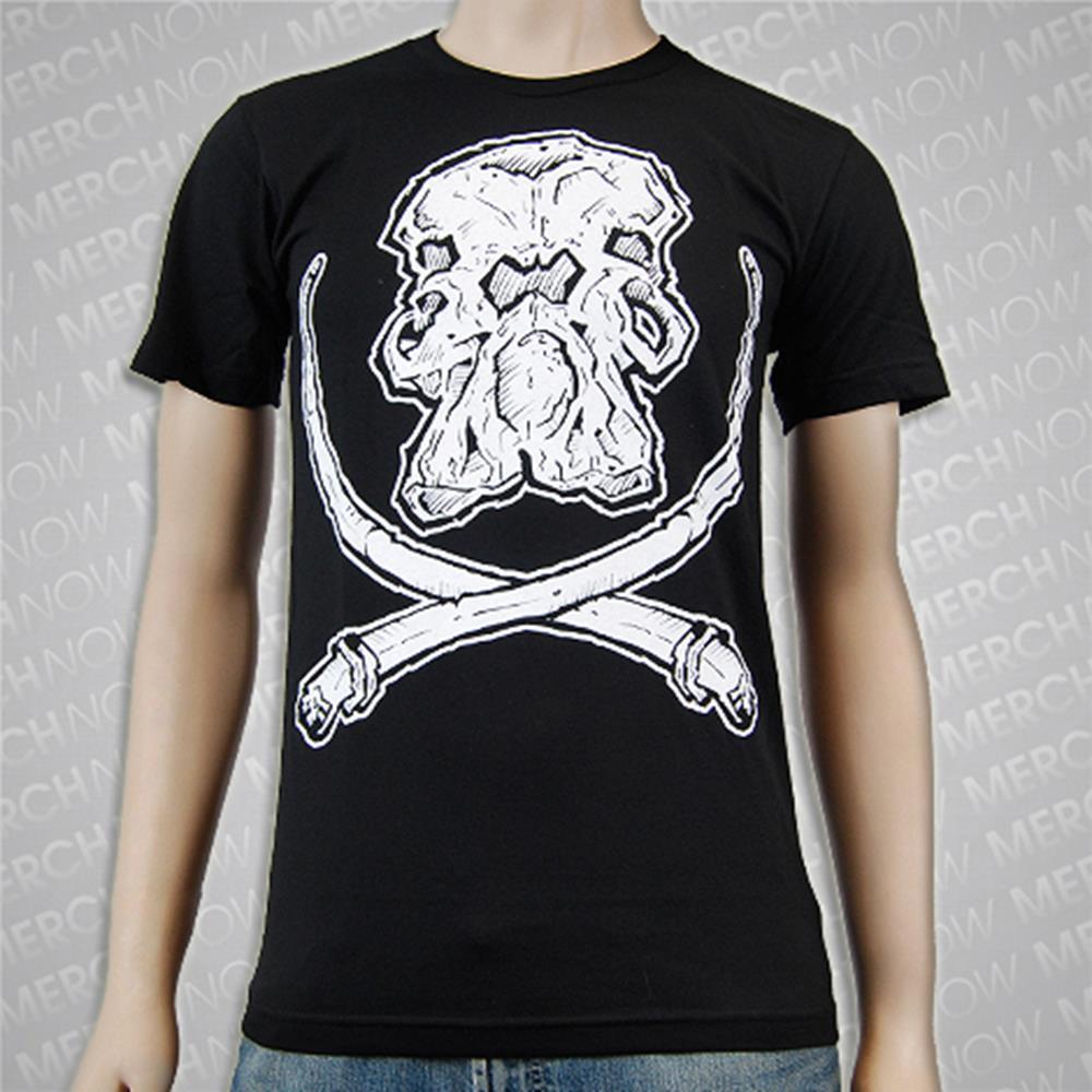 White Mammoth Black