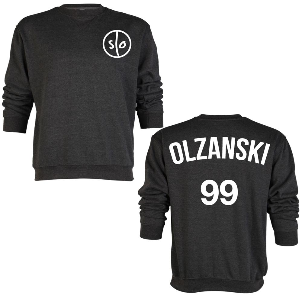 Olzanski 99 Dark Heather