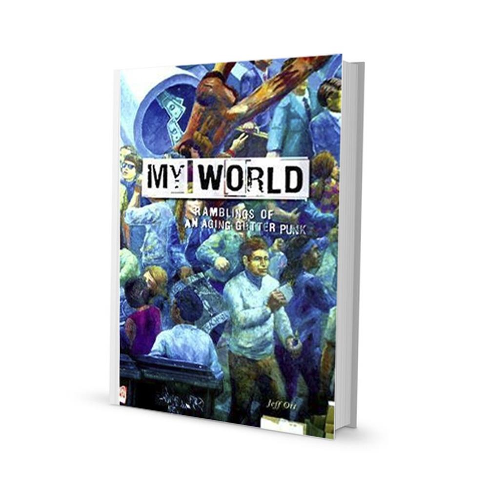 Jeff Ott - My World - Books