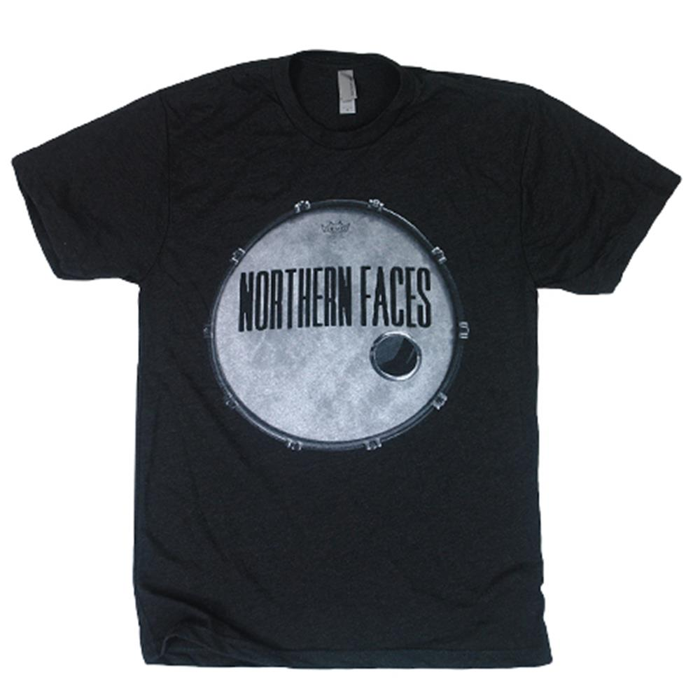 Kick Drum Black T-Shirt