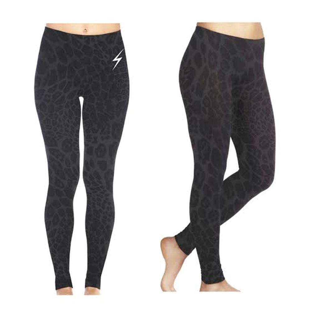 Logo Leopard Leggings