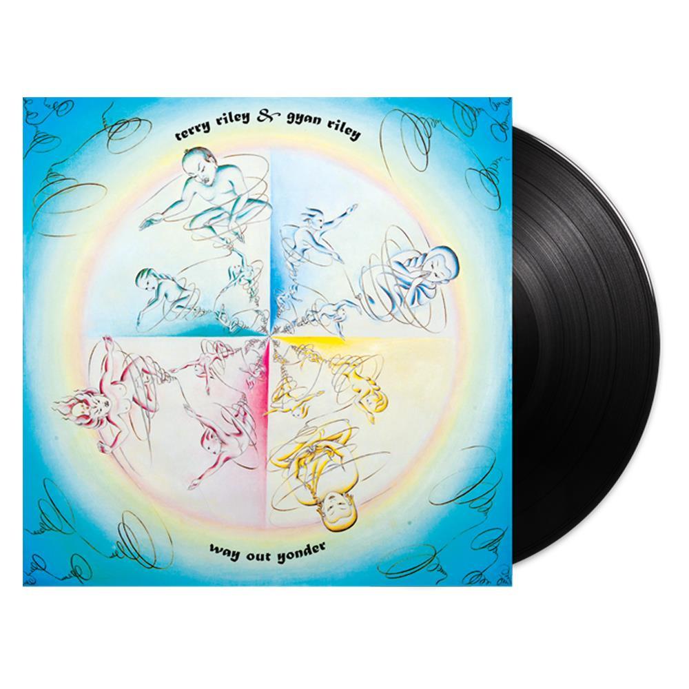 Way Out Yonder 2X LP Black
