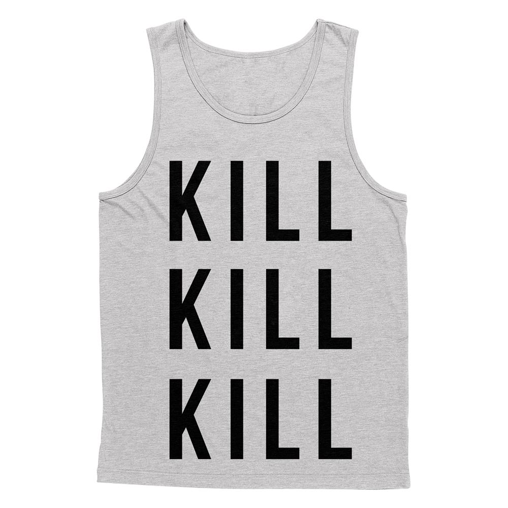 Kill Kill Kill Heather Grey