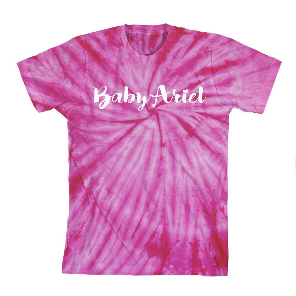 Logo  Pink Cyclone Tie Dye
