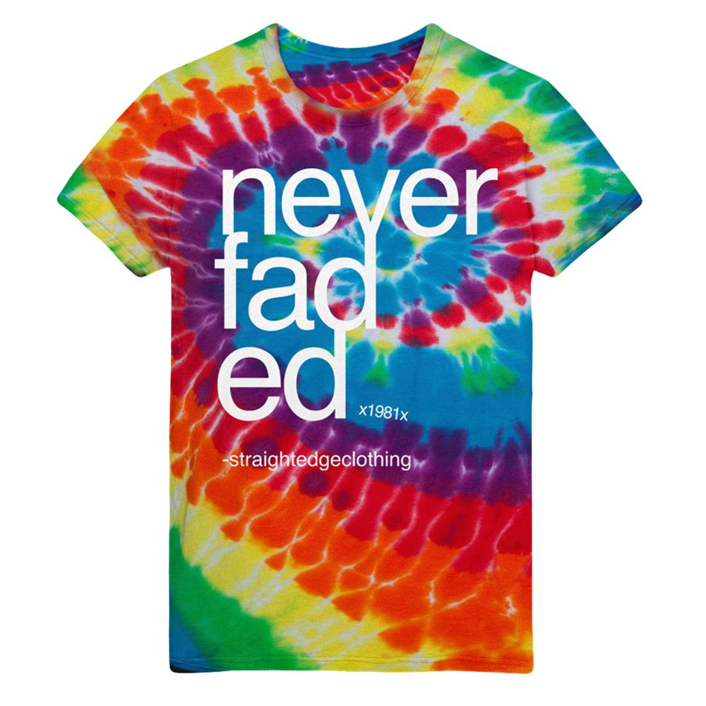 Never Faded Tie Dyed