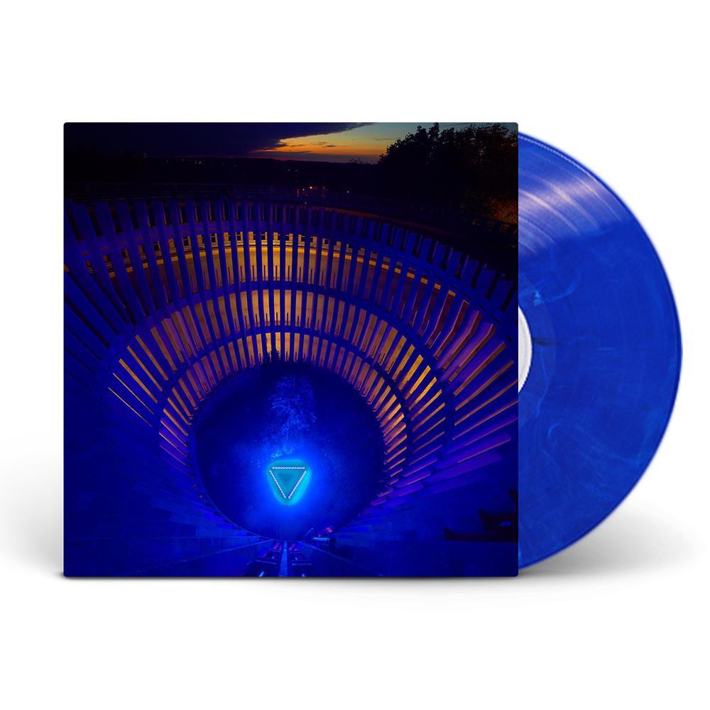 A Flash Flood Of Colour Blue LP