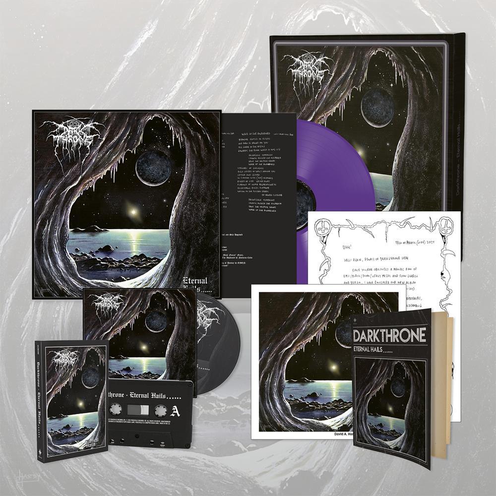 Eternal Hails Deluxe Box Set