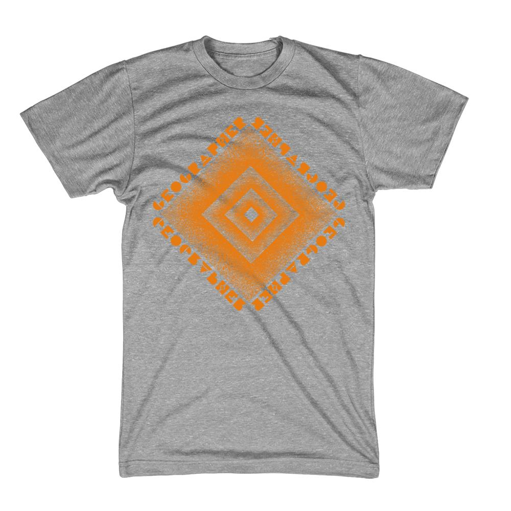 Orange Kite Heather Grey