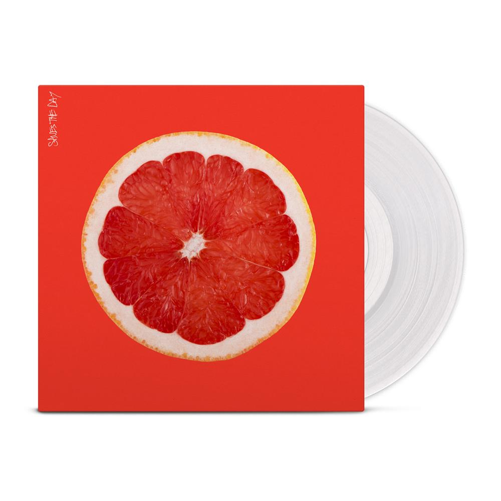 Saves The Day White 180g LP