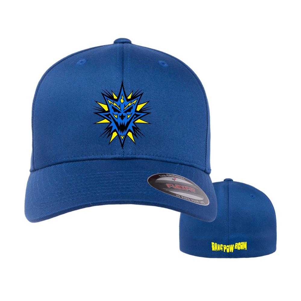 Bang! Pow! Boom! Royal Blue
