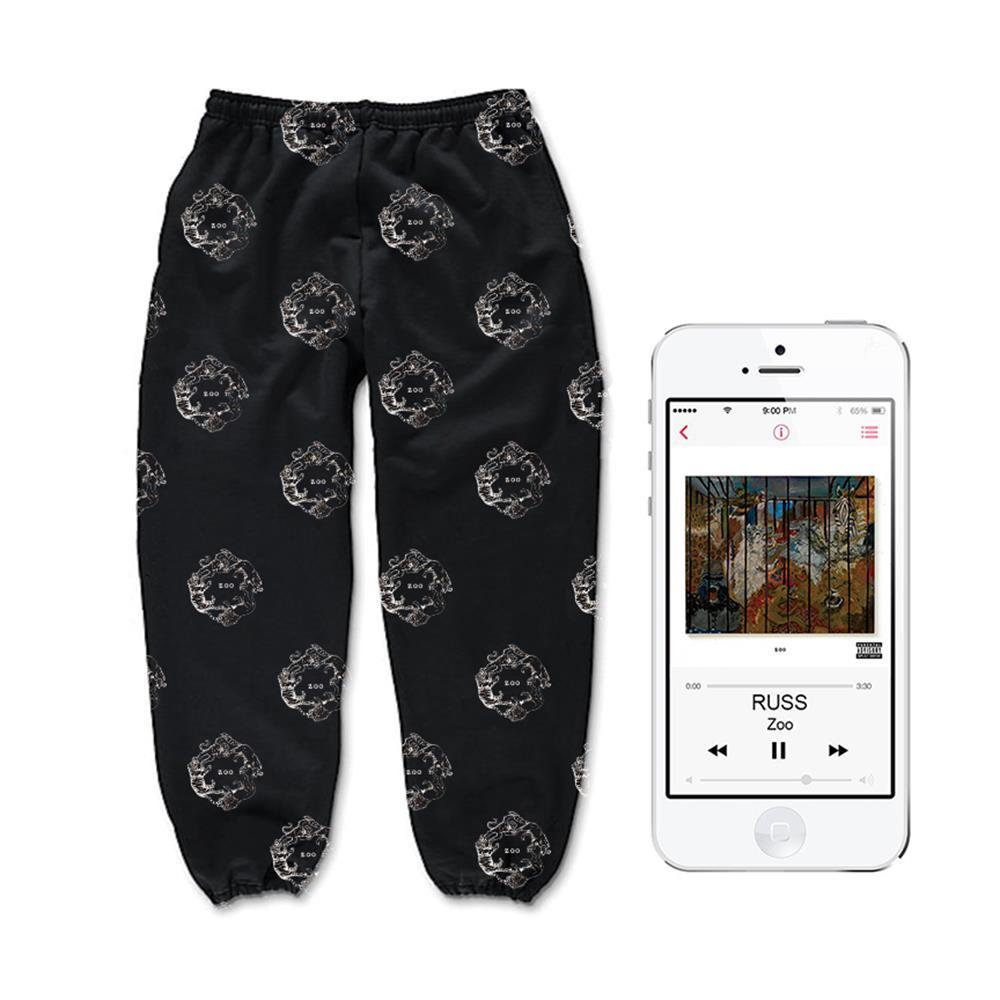 Biting Sweatpants + Digital Album