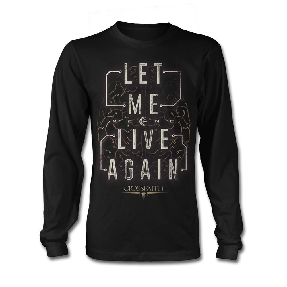 Let Me Live Again Black