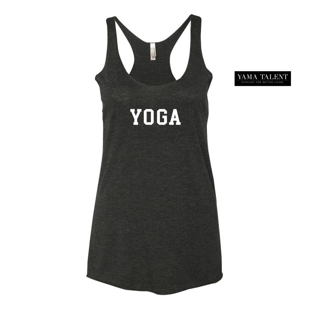 Yoga Tri-Black