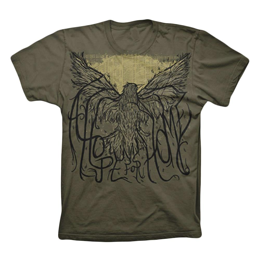 Bird Army Green Sale! Final Print!