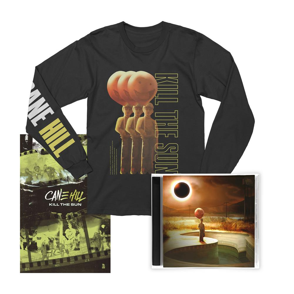 Kill The Sun CD + Long Sleeve
