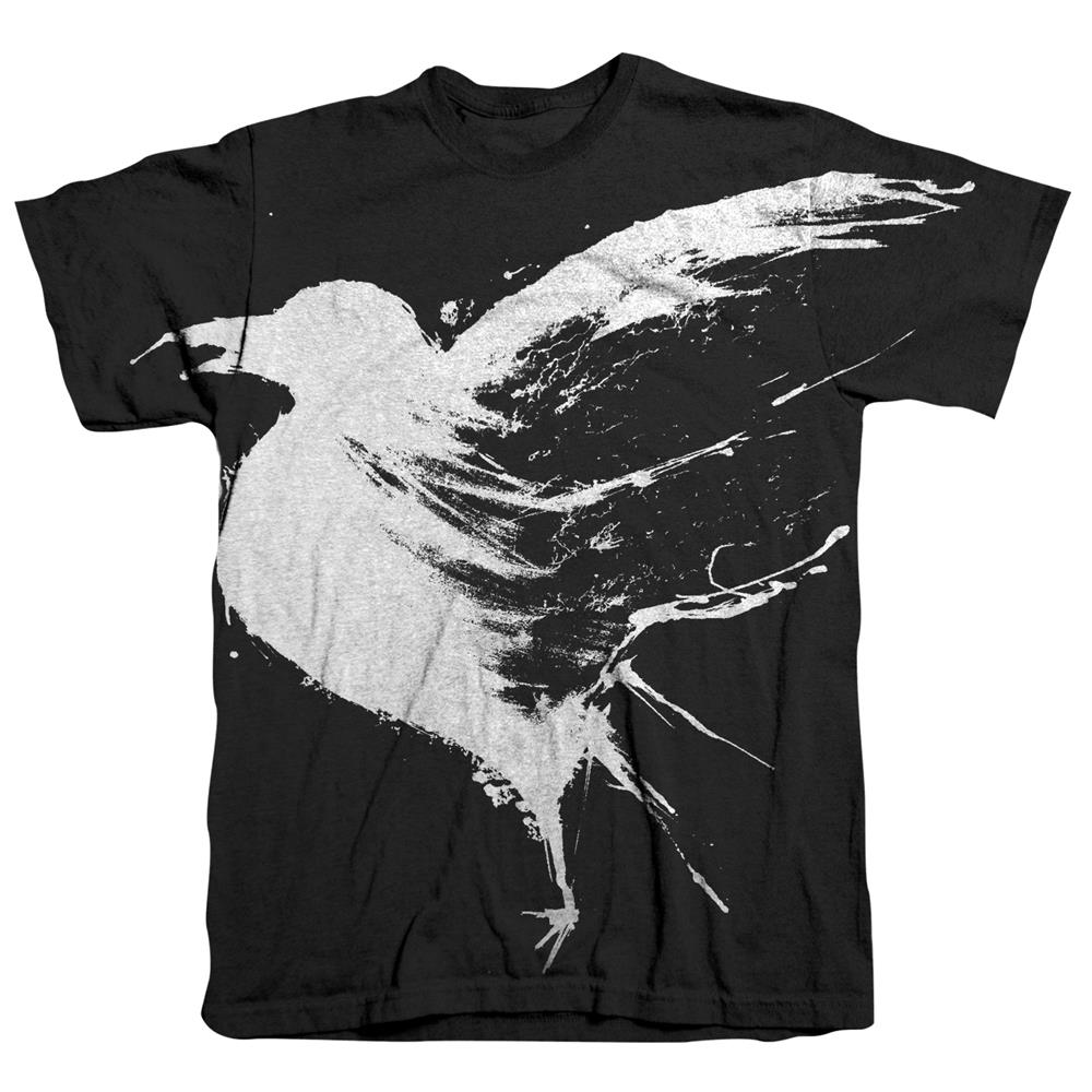 All-Over-Print Crow Black