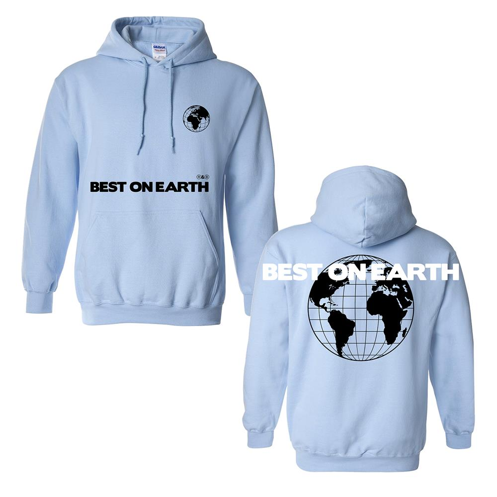 Best On Earth Light Blue