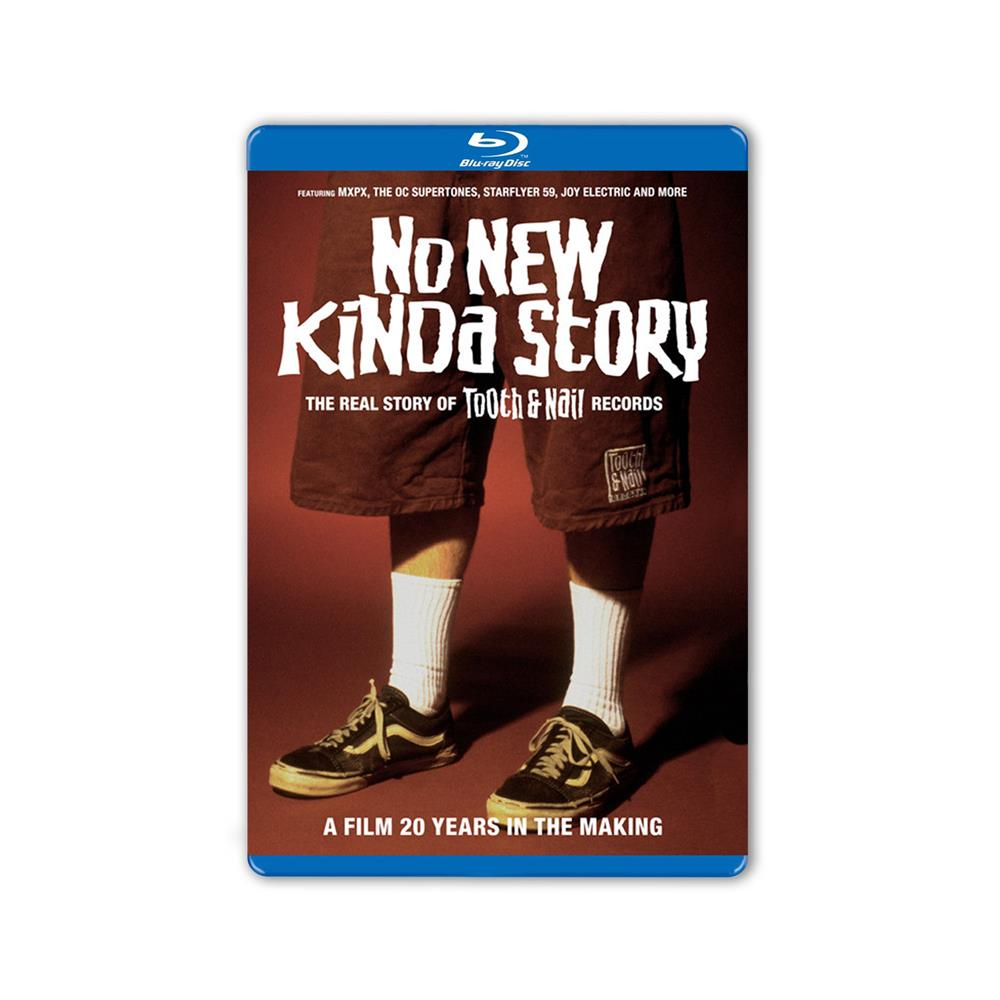 T&N20 No New Kinda Story Blu-Ray