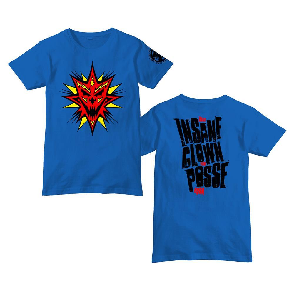 Bang! Pow! Boom! Album Red Royal Blue