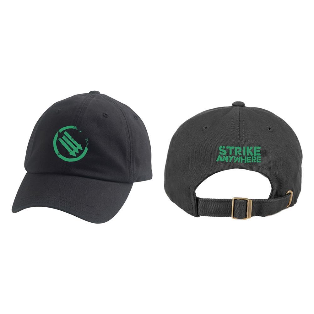 Arrows Black Dad Hat