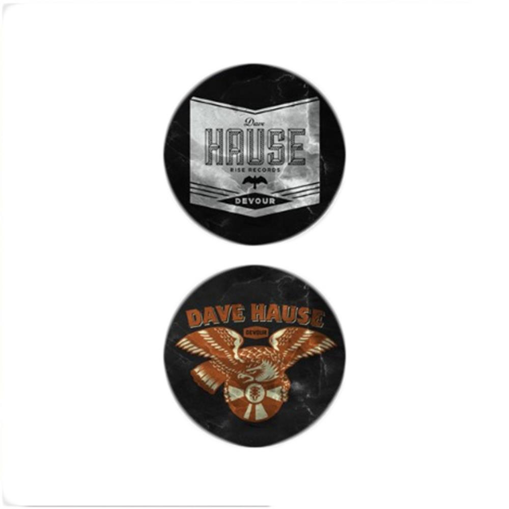 Devour Beer Coaster Set