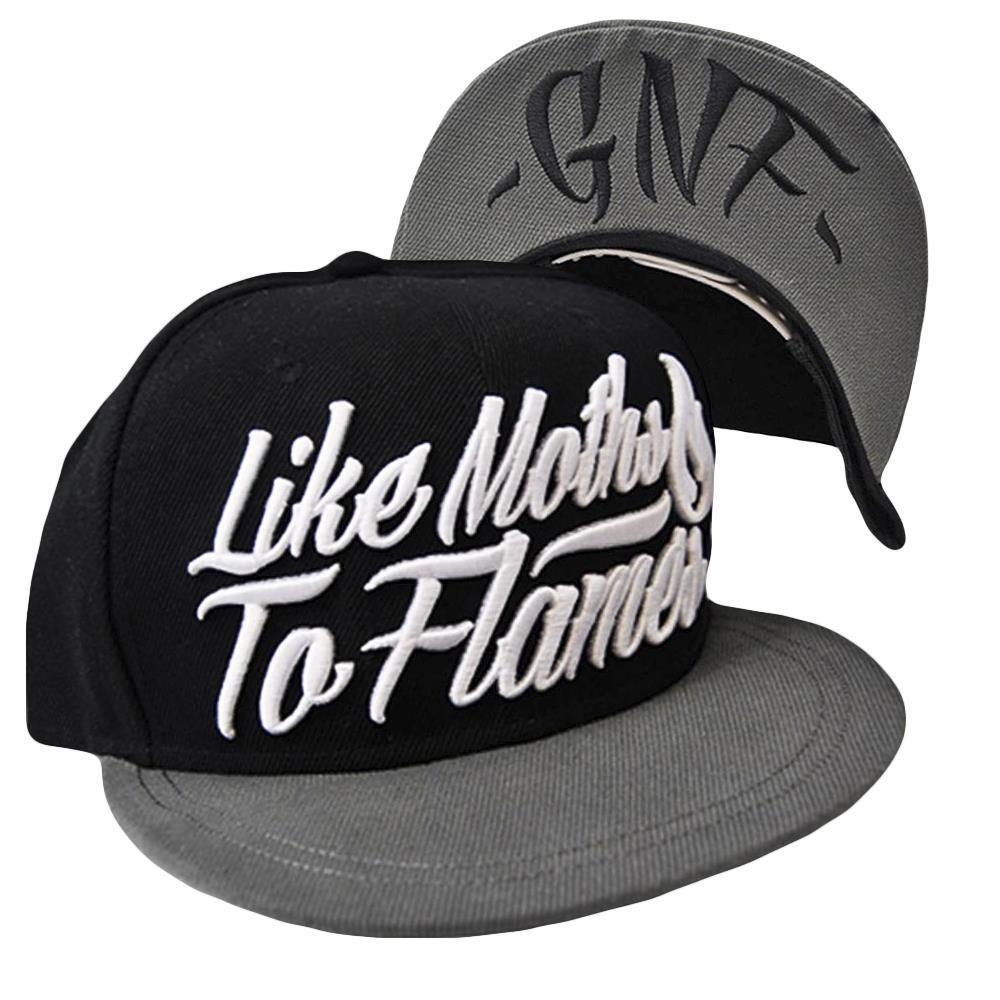 G N F Black/Grey Snapback