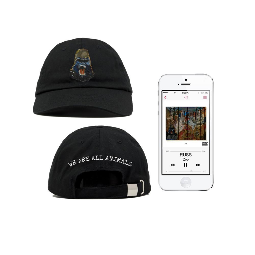Gorilla Hat + Digital Album