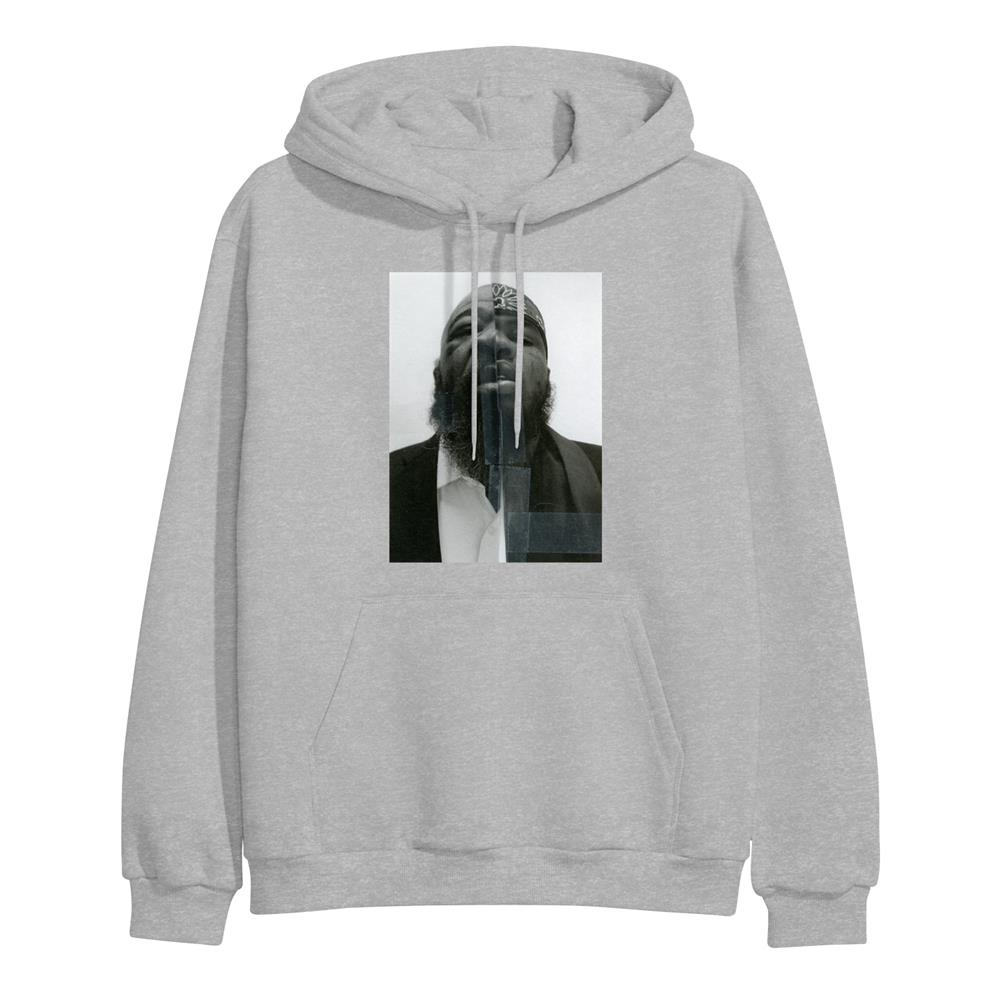 Brandon Banks Grey Pullover + Digital Album (Pre-Order)