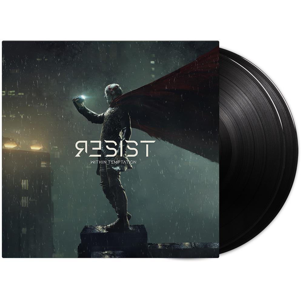 Resist Black Vinyl 2X LP