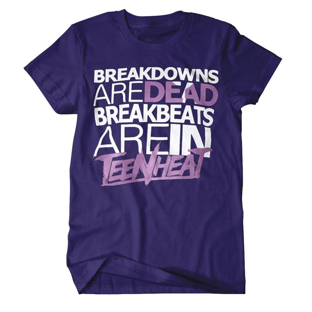 Breakdowns Are Dead Purple
