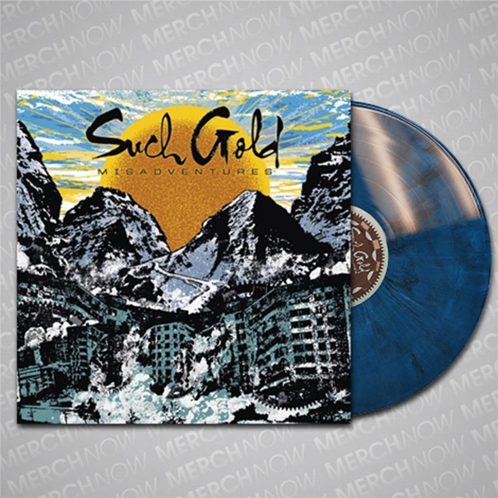 Misadventures Blue LP