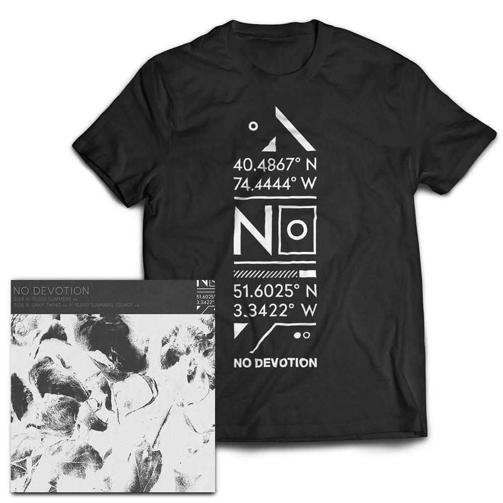 No Devotion LP & Tattoo Shirt