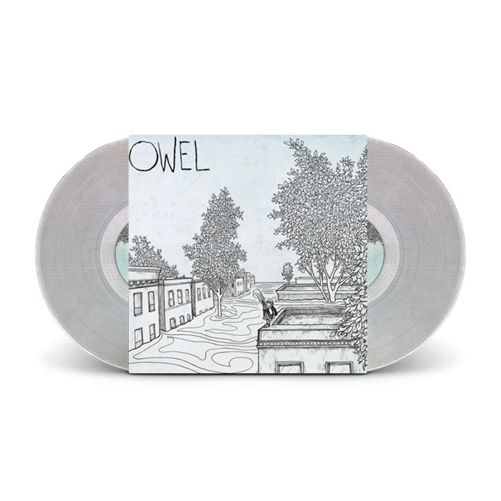 Self-Titled Clear 2 X LP