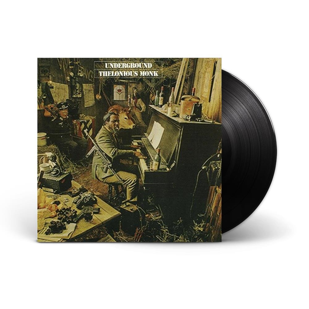 Underground Black 180-Gram LP