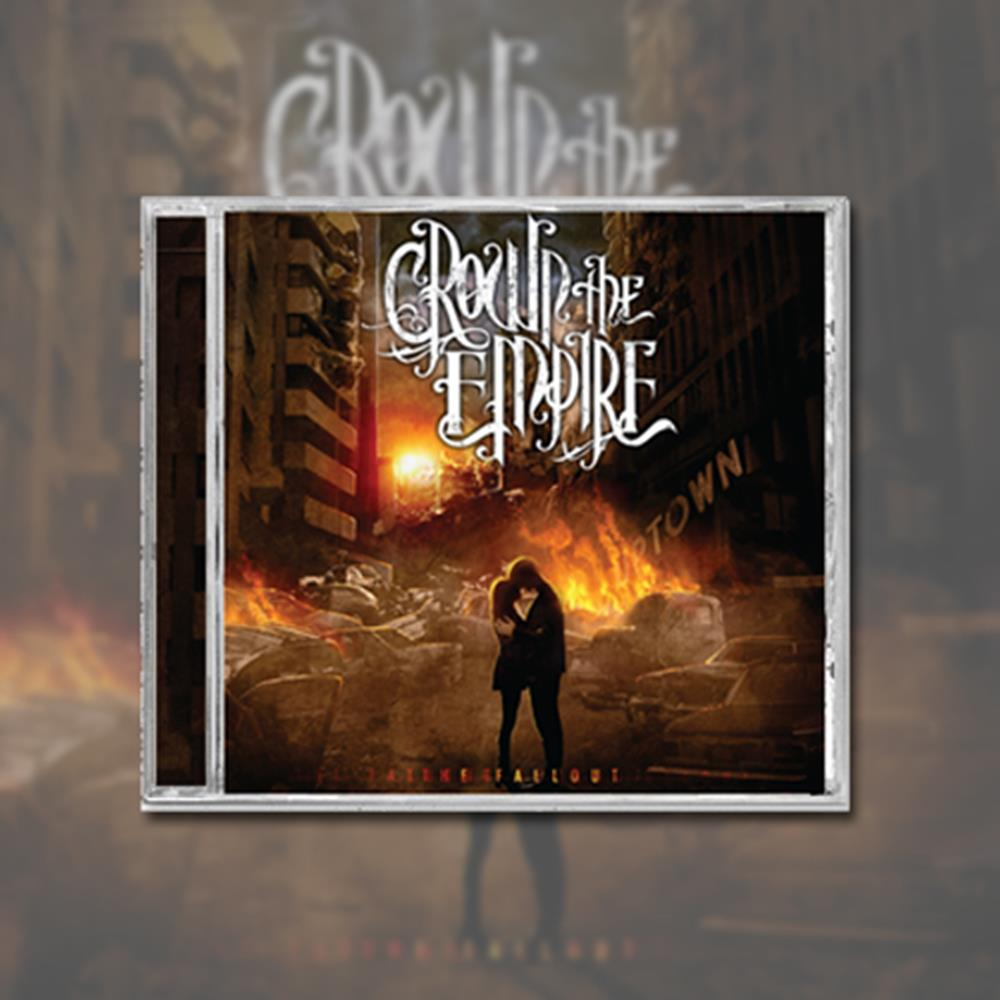 Crown The Empire The Fallout Album Art The Fallout : RSRC : M...