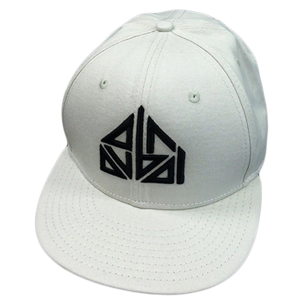 Logo Stone Snap-Back Hat
