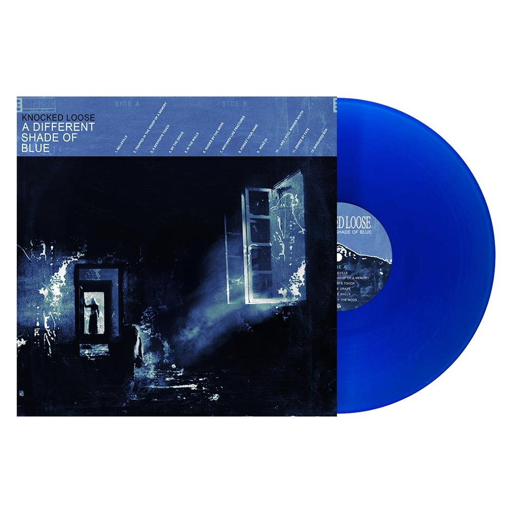 A Different Shade of Blue Various LP