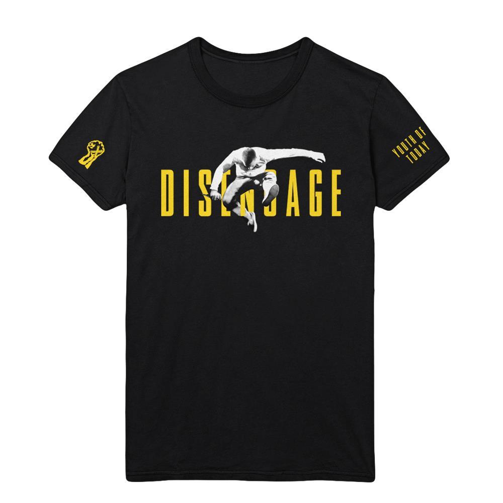 Disengage Jump Black