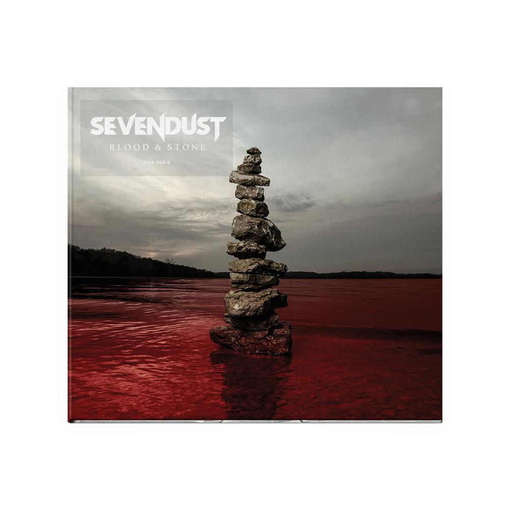 Blood & Stone CD