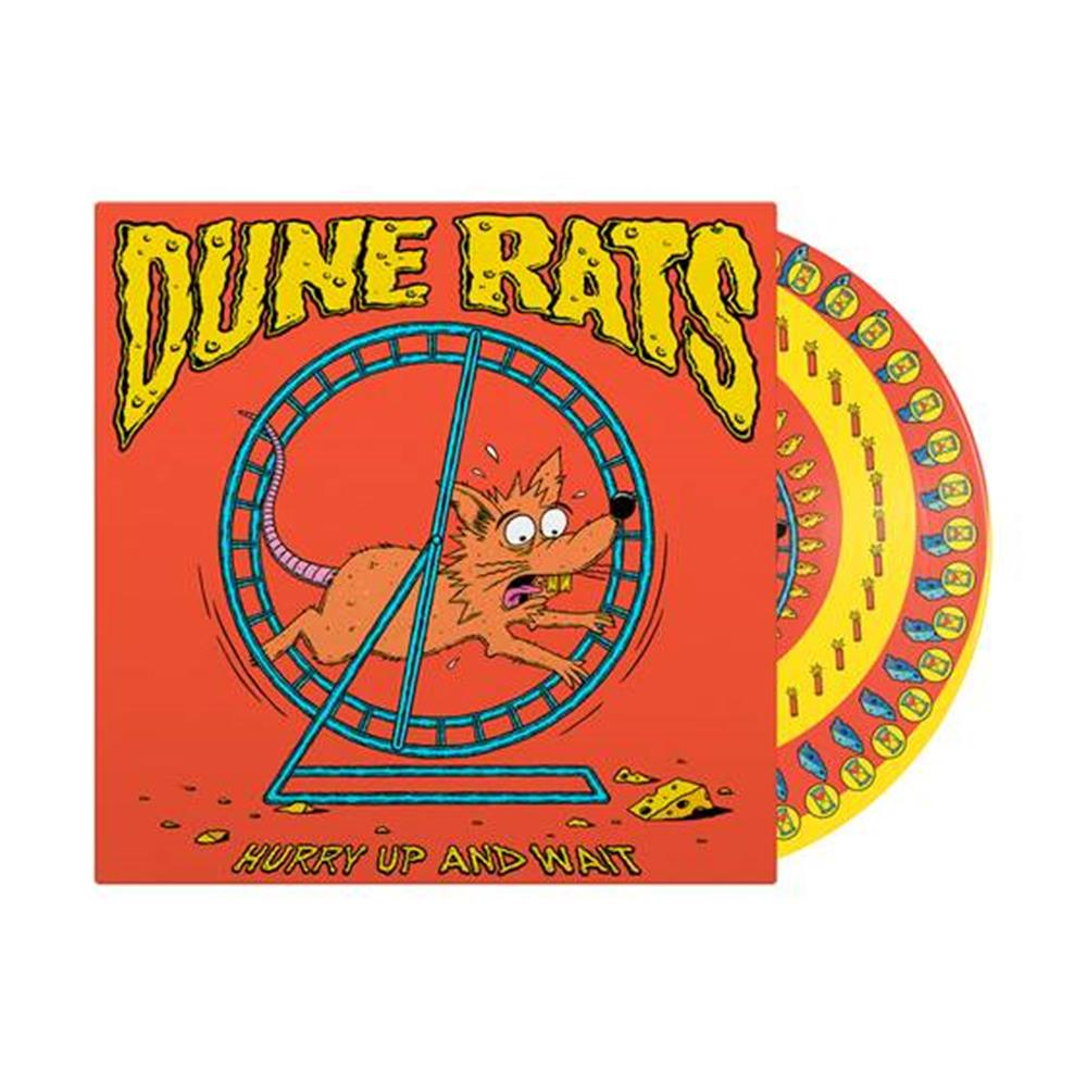 Hurry Up And Wait Picture Disc