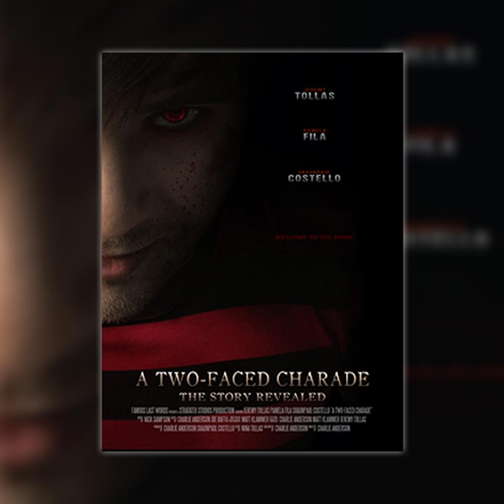 A Two-Faced Charade (The Story Revealed) Poster 18